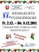 Plakat Punschwoche