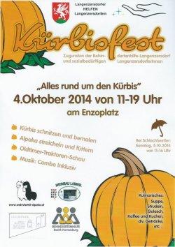 Kürbisfest 2014