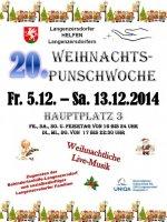 2014 punschwoche